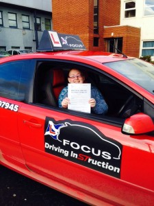 Driving Instructor Midlothian