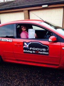 Driving school Midlothian